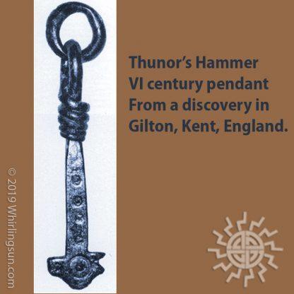 Kent Gilton Thor's hammer